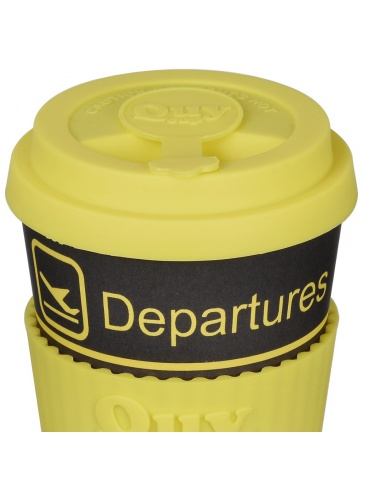 Mug QuyCup Bamboo Departures